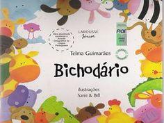 Livros infantis em PDF.