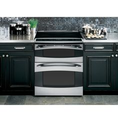 PS978STSS | GE Profile™ Series Slide-In Double Oven Electric Range | GE Appliances - LOVE and Highly Recommend.