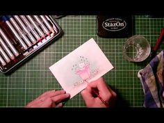 Carte Chat surprise - Tampon Artémio - YouTube Youtube, Youtubers, Youtube Movies