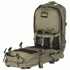 Choosing a Get-Home Bag. Opt out of camo/ military/ tactical bags and/or insignias and patches. You don't want to stand out and put yourself in danger because you're prepared and others are not.