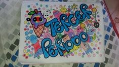 List of attractive segundo periodo marcado ideas and photos Bullet Journal Notes, Disney Memes, Notebook, Diy, Photos, Color, Frases, Sketchbook Cover, Decorated Notebooks