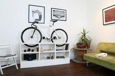 Die perfekte Inneneinrichtung für Bike-Nerds - Mpora
