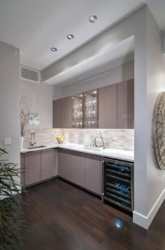 Burma Star Calgary Kitchen Project | Bow Valley Kitchens