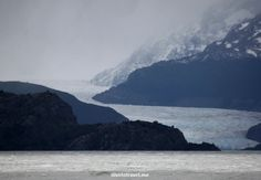 Grey #glacier in Chile's #Patagonia