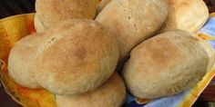 home-made - sämpylät No Salt Recipes, Bread Recipes, Finnish Recipes, Savory Pastry, Joko, Bread Rolls, Daily Bread, Bread Baking, Yeast Bread