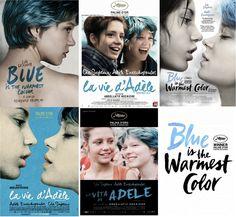Blue is the Warmest Color / La vie d'Adèle.