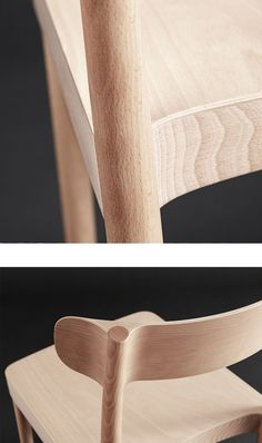 Petite chair by David Ericsson for Gärsnäs