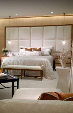 Luxury Bedrooms | @#Luxury.com via Houzz