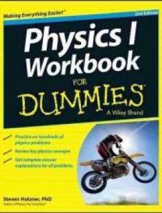 Physics I Workbook For Dummies - Free eBook Online