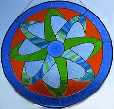 PHELANLAND PERSPECTIVE: Stained Glass Pieces Made in 2010
