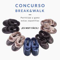 Participa y consigue unas de estas zapatillas de casa ¡MUY FÁCIL! ►• Entra en el siguiente enlace y sigue los pasos ►• http://goo.gl/FYJp9C