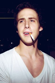 you're killin me! a cig AND a deep v? i think i can forgive you.....eventually...