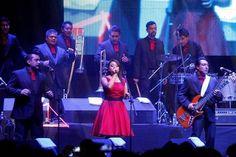Baila Auditorio Nacional con Los Ángeles Azules