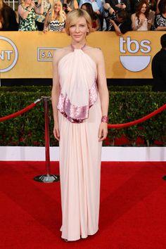 SAG Awards: Cate Blanchett in Chanel