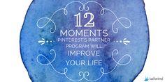 12 Moments When Pinterest's Marketing Developer Partner Program Will Improve Your Life