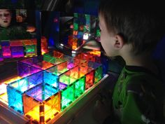 Light Table ideas and activities