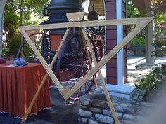 Dewberry Ridge - A Fiber Art Business - Triangle Loom