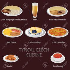 czech cuisine - Recherche Google