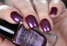 Glitterfingersss: F.U.N. Lacquer 2015 Limited Edition Collection - Illusion