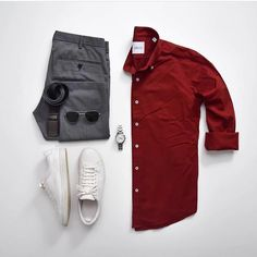 Best Ideas For Style Vestimentaire Hipster Homme Komplette Outfits, Casual Outfits, Men Casual, Casual Styles, Casual Attire, Casual Chic, Casual Wear, Fashion Mode, Trendy Fashion