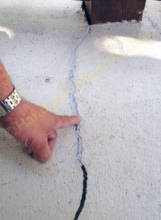 fix concrete