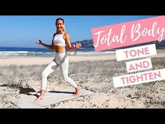 Everything you need if you want to get fit but don't want to spend money, leave your house, or put on a sports bra. Cardio Workout At Home, 20 Minute Workout, Pilates Workout, At Home Workouts, Quick Workouts, Fitness Workouts, Total Body Toning, Youtube Workout, Body Coach