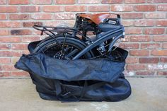 The new design CAMP Folding Bike Bag for storage and transport. Floor Bottom and…