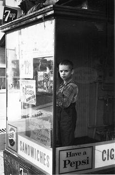 Lee Friedlander: Los Angeles, California, 1965