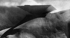 Oscar Niemeyer, Project for a Museum, Caracas,Venezuela, 1955  (Source: archiveofaffinities, via kazam)