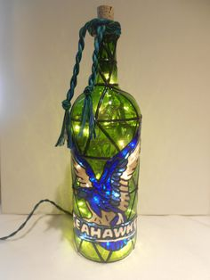Check out this item in my Etsy shop https://www.etsy.com/listing/220834434/seattle-seahawks-inspired-stained-glass