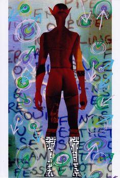 Dessin Original sur Creation Numérique Streetart Art Urbain signé Nea Borgel