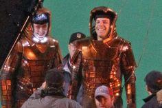 Star Trek Sequel - shooting - zachary-quintos-spock Photo