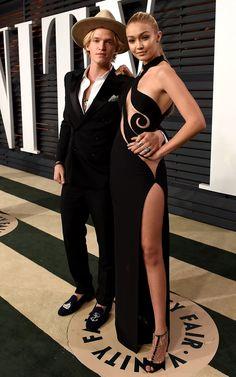 Oscars Vanity Fair after-party pictures | Academy Awards parties | Harper's Bazaar