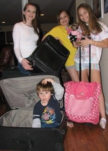 Travel Tips: Eliminate Stress for Kids and Parents from Stress Free Kids