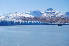 Lago Argentino - Upsala Glacier by papajuan74, via Flickr