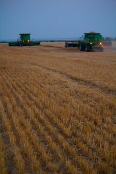 Wheat Harvest in Oklahoma #phototour2011