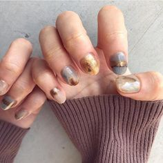 épica by ruccaさんはInstagramを利用しています:「ㅤㅤㅤㅤㅤㅤ director nailist @ep.3105…」 Hair And Nails, My Nails, Witch Nails, Nails 2018, Nail Polish Trends, Dope Nails, Nail Decorations, Manicure And Pedicure, Nail Tips