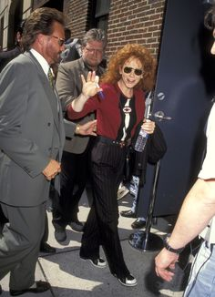 Reba McEntire 1995-07-18  ''The Late Show with David Letterman''