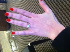 2 carat princess cut platinum setting tiffany's engagement ring