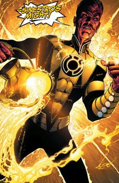 Sinestro in Green Lantern, Vol. 4 Annual # 1: the Sinestro Corps Special - Ethan Van Sciver, Colors: Moose Baumann