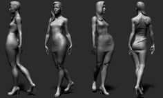 ArtStation - Replicant model wip, Rodrigo A. Branco