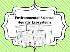 This is Lesson 5 in a complete Environmental Science curriculum based on homeschool and small group learning environments that focuses on the basic concepts of the environment and ecology. This curriculum is ideally geared towards high school students, but is appropriate for any student looking for an independent, student-centered approach to learning.
