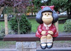 Premio Príncipe de Asturias: Oviedo: descubre la ciudad a través de un recorrido por sus estatuas más conocidas.
