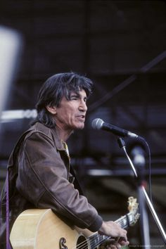 Texan songwriting legend Townes Van Zandt from Fort Worth, TX