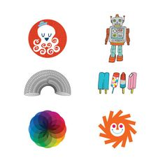 tattly Designy Temporary Tattoos | Gift Box: Just for Kids