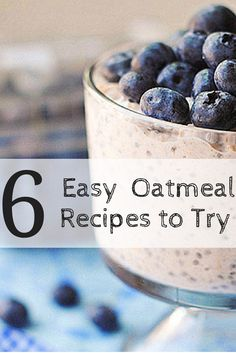 Not only is oatmeal super healthy (it's packed with belly-filling fiber), but it's also incredibly versatile. Whether you prefer the grains sweet or savory — or packed with protein or healthy fats — we have the right recipe for you. #oatmealrecipes #healthyfoodrecipes #easyrecipes #everydayhealth | everydayhealth.com