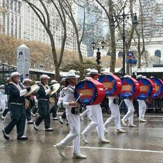 2014 Madison Scouts at Macy's Parade