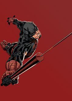 """Daredevil in Deadpool 013 (2016) """""""