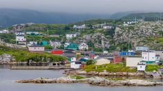 Rose Blanche-Harbour le Cou, Newfoundland & Labrador, Canada