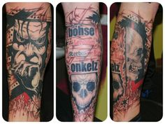 Tattoo-Foto: Böhse Onkelz